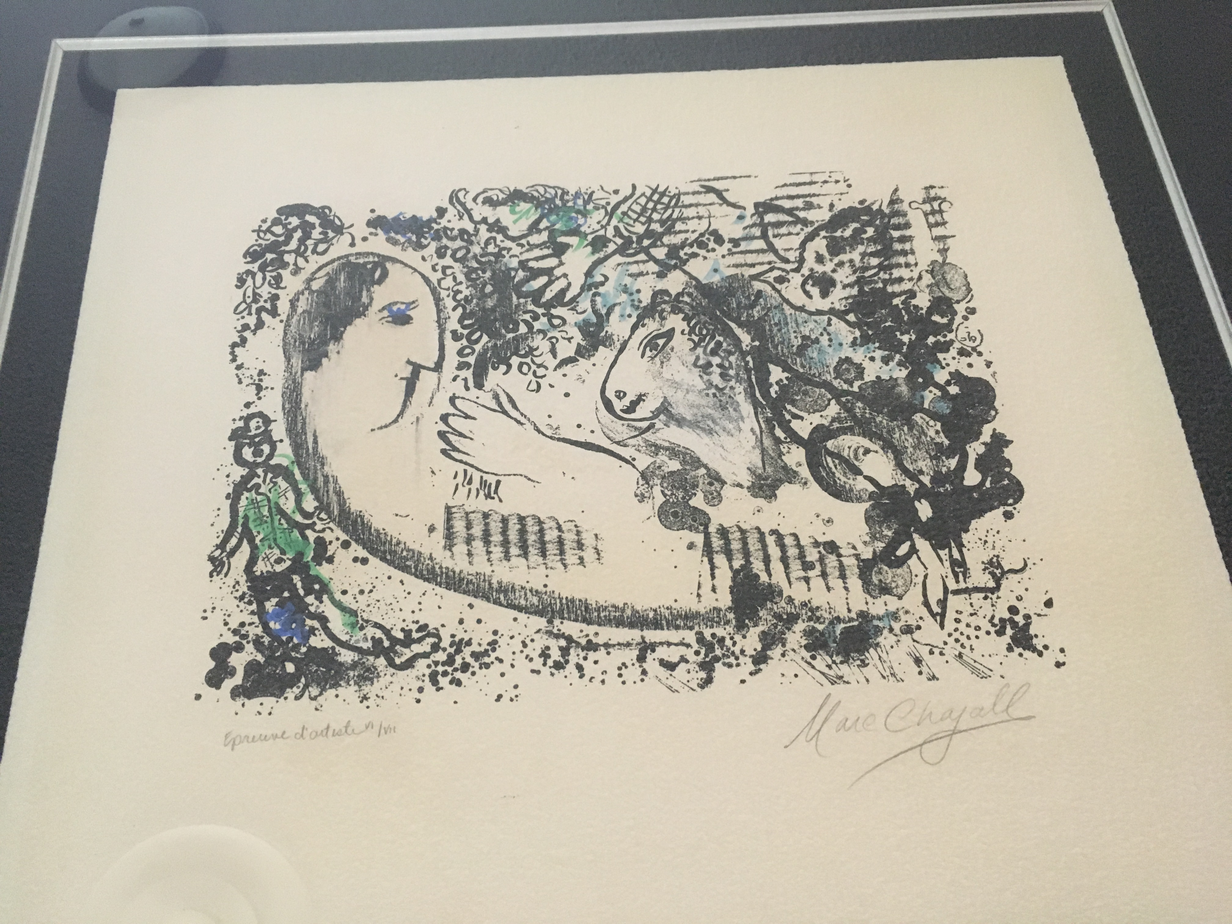 Chagall Reverie