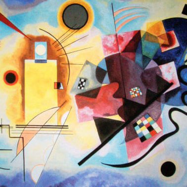 Kandinsky-Yellow-Red-and-Blue